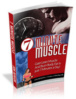 Review - 7 Minute Muscle by Jon Benson