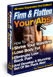 Review - Flatten Your Abs by David Grisaffi